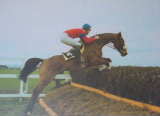 Paul Rides Corryveckan At Tralee